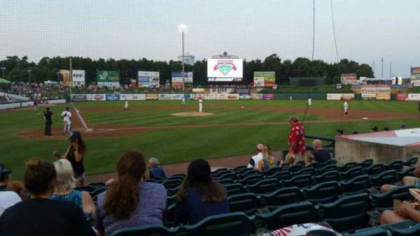 FirstEnergy Park, section: 106, row: 10, seat: 13