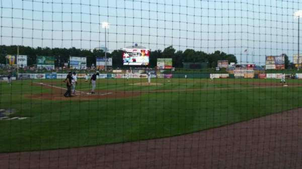 FirstEnergy Park, section: 107, row: 2, seat: 3
