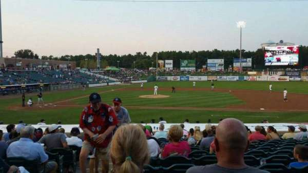 FirstEnergy Park, section: 104, row: 18, seat: 21