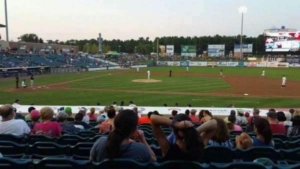 FirstEnergy Park, section: 104, row: 18, seat: 17
