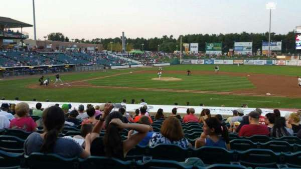FirstEnergy Park, section: 104, row: 18, seat: 15