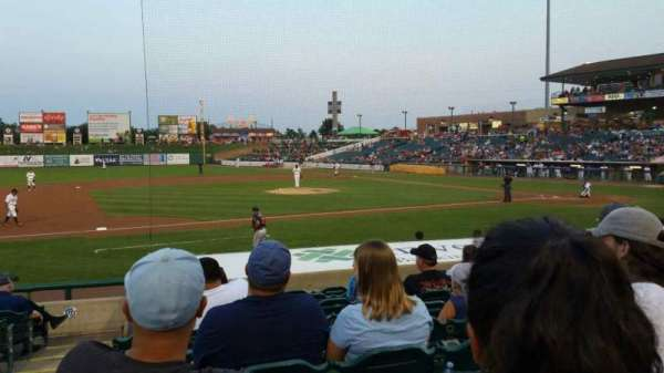 FirstEnergy Park, section: 112, row: 13, seat: 21