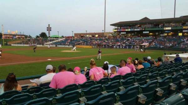 FirstEnergy Park, section: 113, row: 9, seat: 21