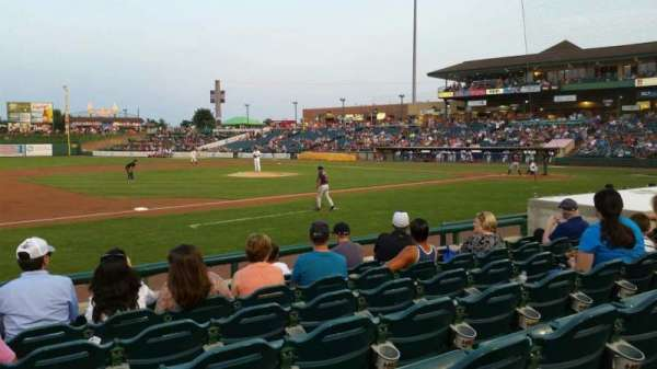 FirstEnergy Park, section: 113, row: 9, seat: 13