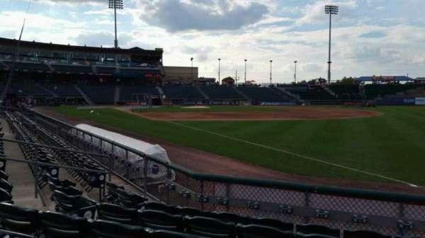 Coca-Cola Park, section: 102, row: F, seat: 11