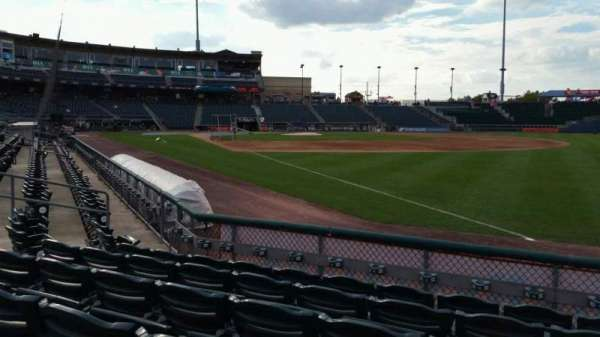 Coca-Cola Park, section: 102, row: F, seat: 14