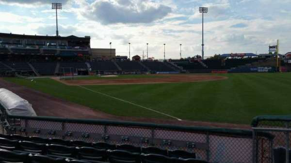 Coca-Cola Park, section: 102, row: F, seat: 17