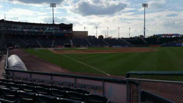 Coca-Cola Park, section: 102, row: F, seat: 20