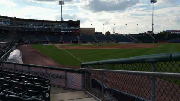 Coca-Cola Park, section: 102, row: F, seat: 24