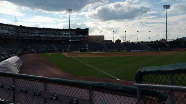Coca-Cola Park, section: 102, row: C, seat: 18