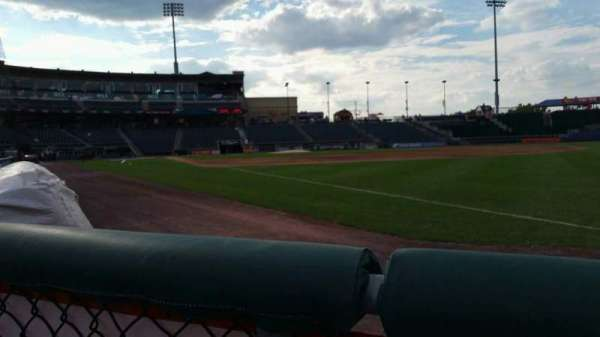 Coca-Cola Park, section: 102, row: A, seat: 7