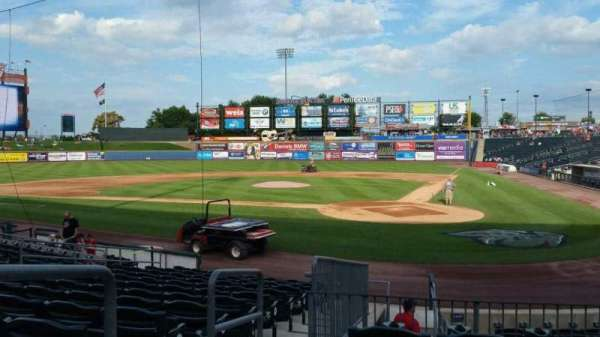 Coca-Cola Park, section: 114, row: N, seat: 12