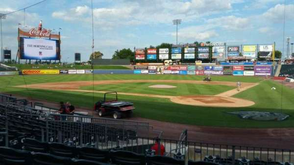 Coca-Cola Park, section: 114, row: N, seat: 6