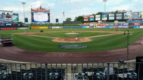 Coca-Cola Park, section: 112, row: L, seat: 5