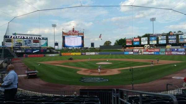 Coca-Cola Park, section: 112, row: T, seat: 12