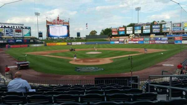 Coca-Cola Park, section: 112, row: T, seat: 9
