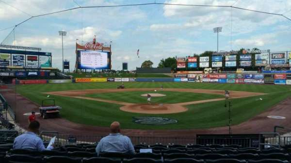 Coca-Cola Park, section: 112, row: T, seat: 6