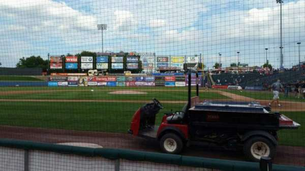 Coca-Cola Park, section: 116, row: C, seat: 1