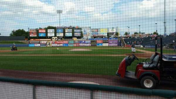 Coca-Cola Park, section: 116, row: C, seat: 4