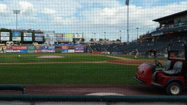 Coca-Cola Park, section: 116, row: C, seat: 8