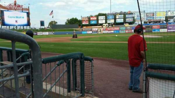 Coca-Cola Park, section: 116, row: C, seat: 11