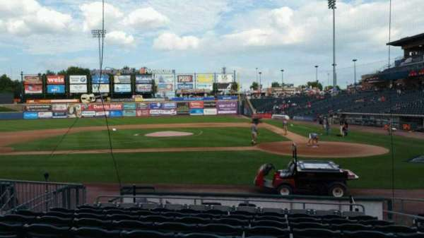 Coca-Cola Park, section: 116, row: L, seat: 4