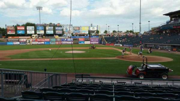 Coca-Cola Park, section: 116, row: L, seat: 8