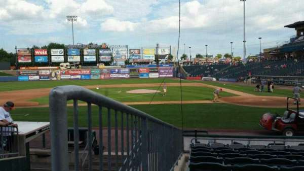 Coca-Cola Park, section: 116, row: L, seat: 12