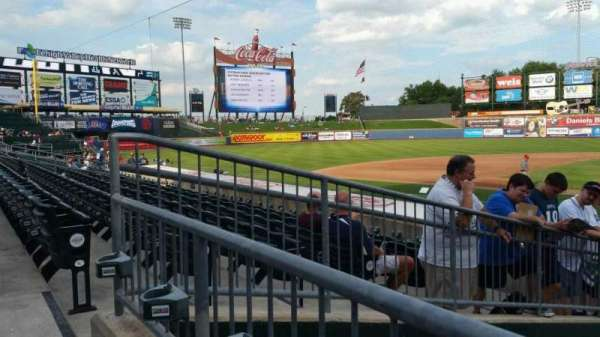 Coca-Cola Park, section: 116, row: L, seat: 16