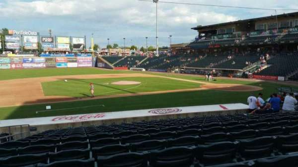 Coca-Cola Park, section: 117, row: U, seat: 18