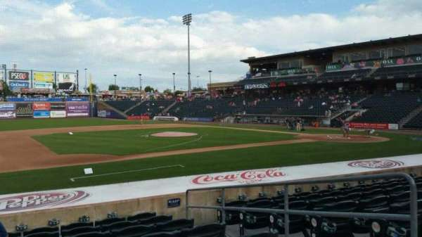 Coca-Cola Park, section: 118, row: M, seat: 4