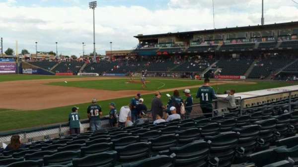 Coca-Cola Park, section: 119, row: K, seat: 12