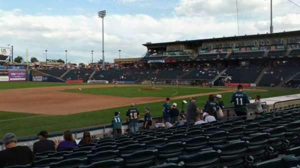 Coca-Cola Park, section: 119, row: K, seat: 15