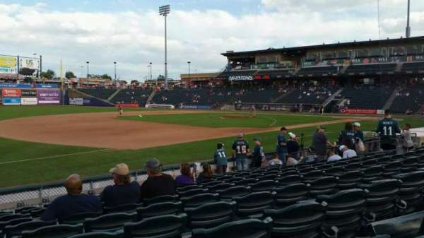 Coca-Cola Park, section: 119, row: K, seat: 18