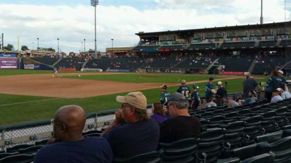 Coca-Cola Park, section: 119, row: G, seat: 17