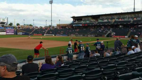 Coca-Cola Park, section: 119, row: G, seat: 14
