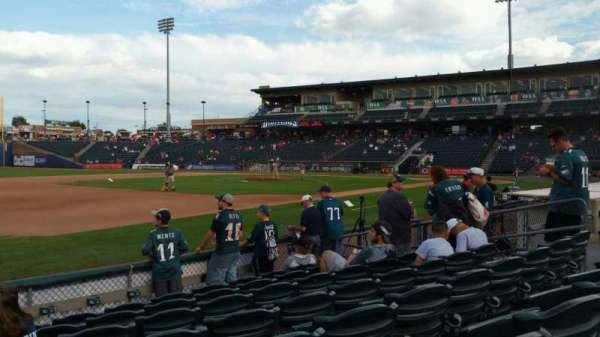 Coca-Cola Park, section: 119, row: G, seat: 11