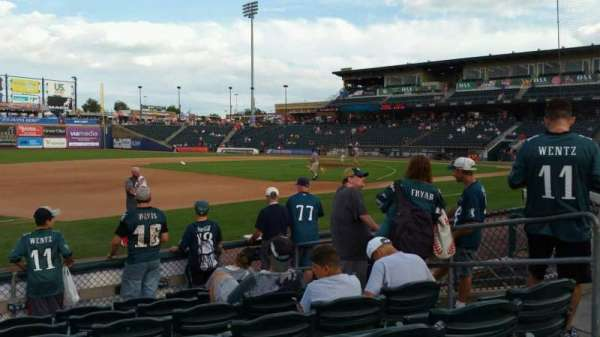Coca-Cola Park, section: 119, row: G, seat: 6