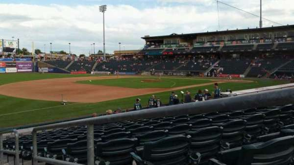 Coca-Cola Park, section: 120, row: P, seat: 1