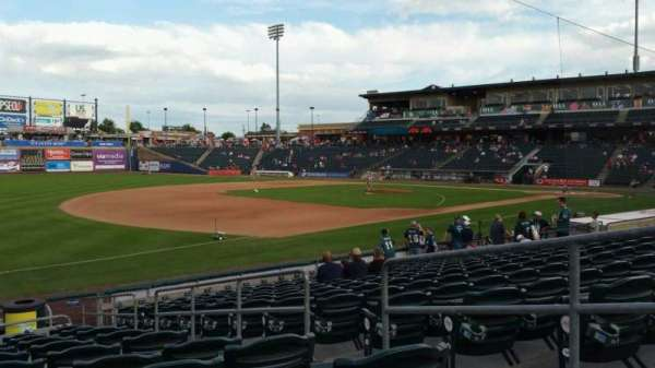 Coca-Cola Park, section: 120, row: P, seat: 4