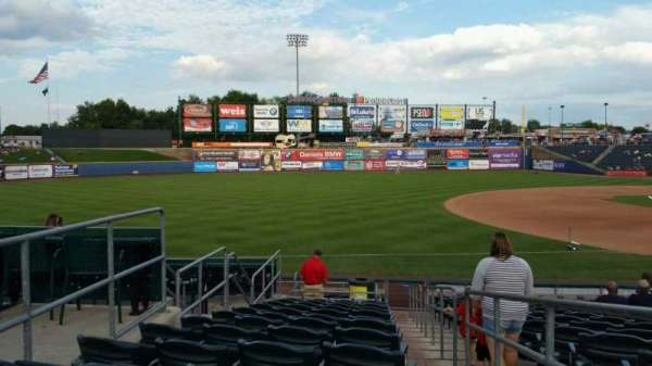 Coca-Cola Park, section: 120, row: T, seat: 1