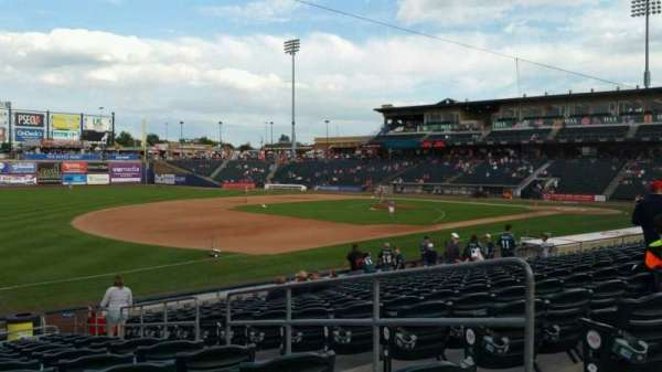 Coca-Cola Park, section: 120, row: T, seat: 4