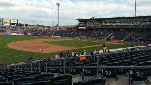 Coca-Cola Park, section: 120, row: Y, seat: 4
