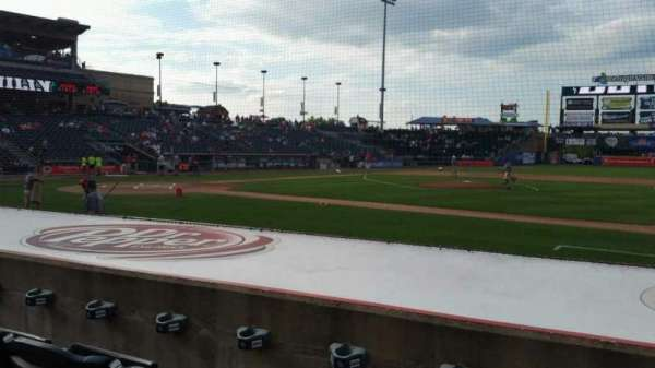 Coca-Cola Park, section: 107, row: G, seat: 14