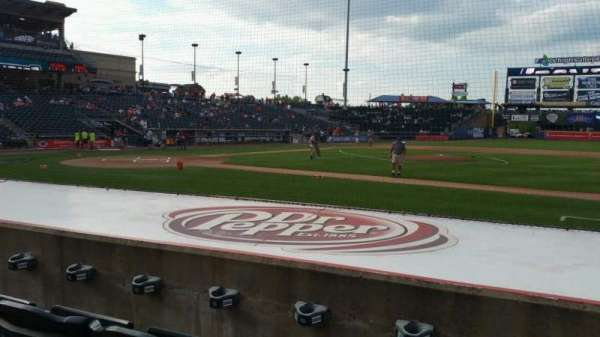 Coca-Cola Park, section: 107, row: G, seat: 11