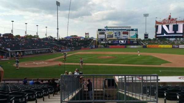 Coca-Cola Park, section: 108, row: R, seat: 17