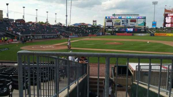Coca-Cola Park, section: 108, row: M, seat: 17