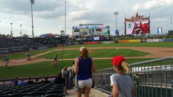 Coca-Cola Park, section: 108, row: M, seat: 13