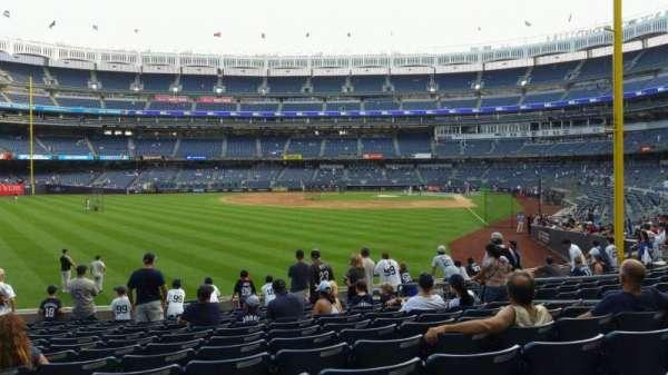 Yankee Stadium, section: 133, row: 13, seat: 10