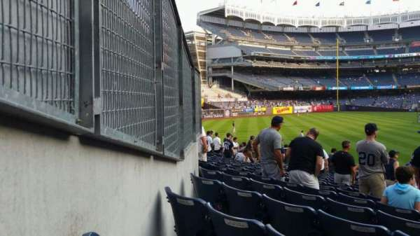 Yankee Stadium, section: 135, row: 14, seat: 2